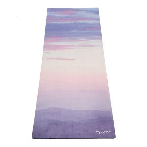 Yoga Design Lab 1mm Travel Yoga Mat - Breathe