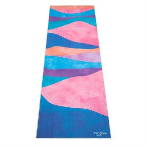 Yoga Design Lab Whipstitch Mat Towel